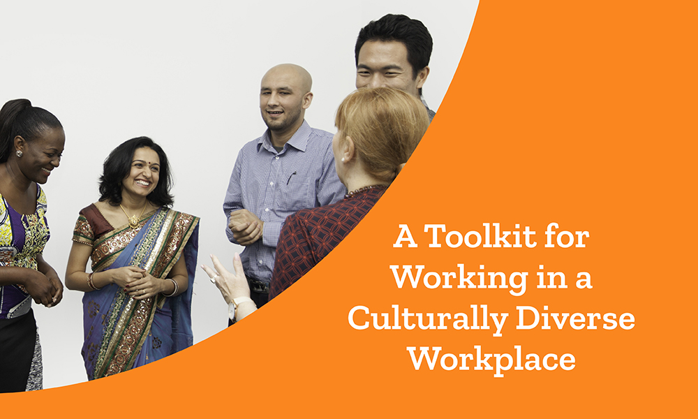 Culturally diverse workplace